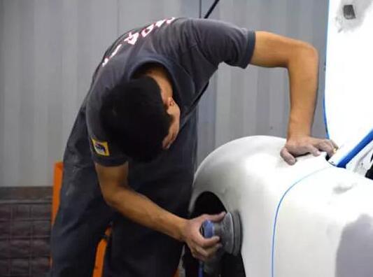 无尘干磨机的功能,让车辆清洁带来方便