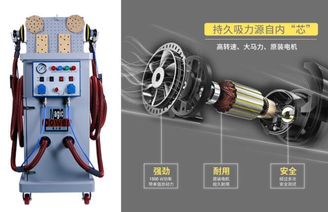 高品质的无尘干磨机是怎么样的